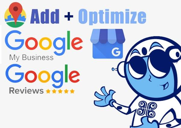 Google My Business Listing Optimize