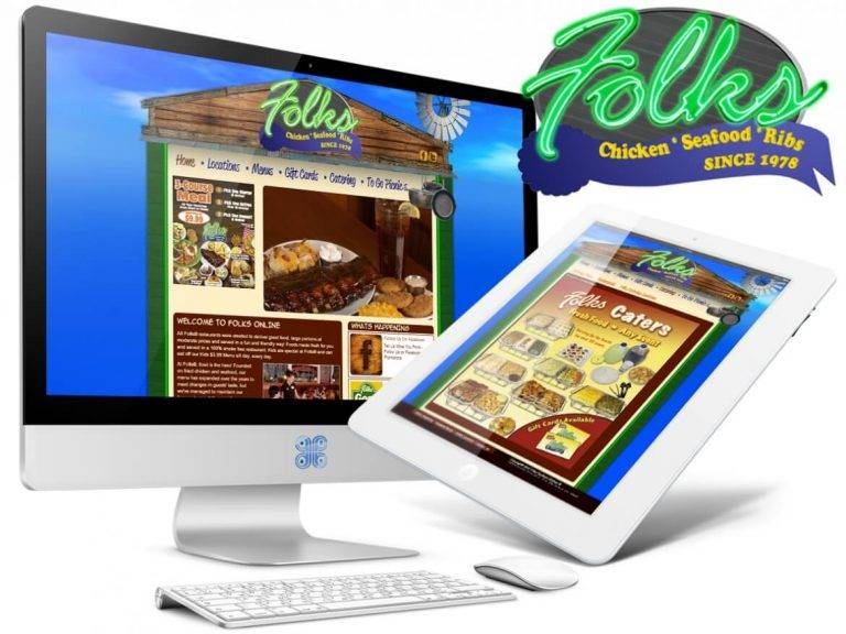 Family Restaurant Web Design