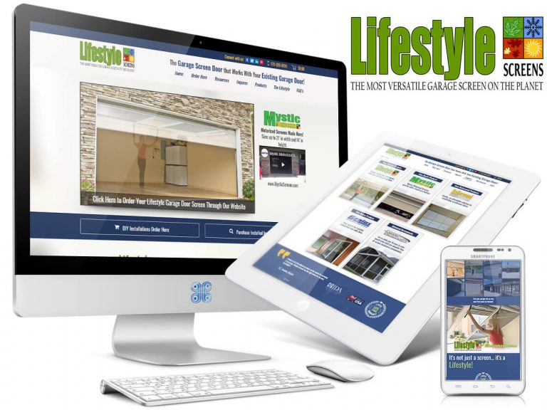Lifestyle Custom eCommerce Web Development