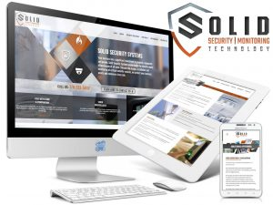 Solid Security Services - Security Company Web Design
