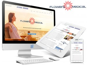 Medical Services Web Design