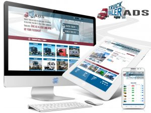 Logistics and Transportation Company Website Design