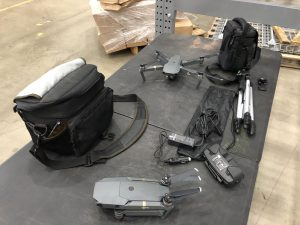 Drone Video Equipment