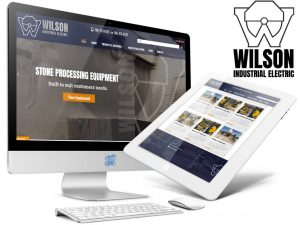 Wilson Industrial Electric Company Web Design