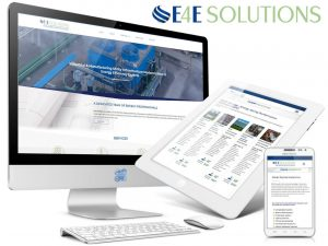 E4E Solutions Web Design Showcase