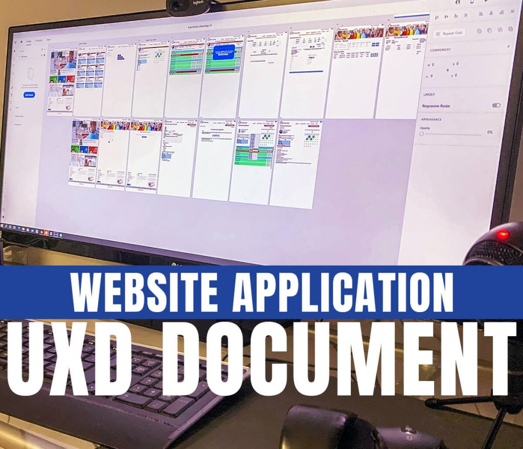 Website UXD + Information Architecture Document