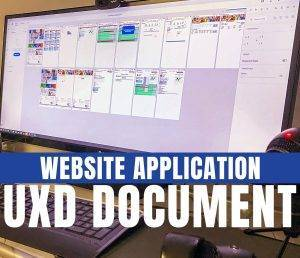 Website UXD + Information Architecture Document
