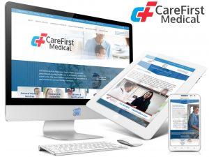 Medical Clinic Web Design Showcase