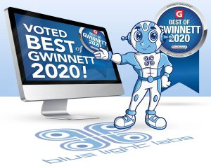 Blue Light Labs Wins Best of Gwinnett 2020