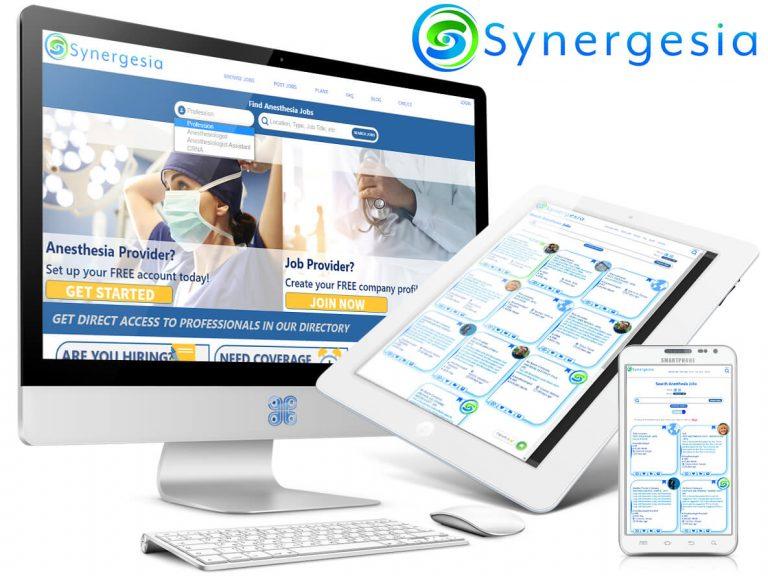 Synergesia Anesthesia Job Portal